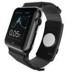 CES 2017報導:Skyn 錶帶型血液酒精濃度檢測器,搭配Apple Watch就可隨時檢測