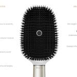 CES 2017報導:Withings推出首款智慧梳子 Hair Coach,梳一下立刻分析髮質健康狀況
