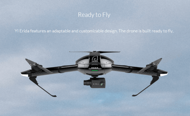 CES 2017報導:小蟻發表三軸空拍機 Yi Erida,具備4k/60ftp相機鎖定攝影玩家 55