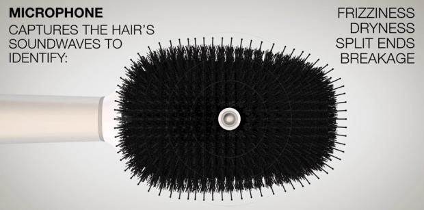 CES 2017報導:Withings推出首款智慧梳子 Hair Coach,梳一下立刻分析髮質健康狀況 9