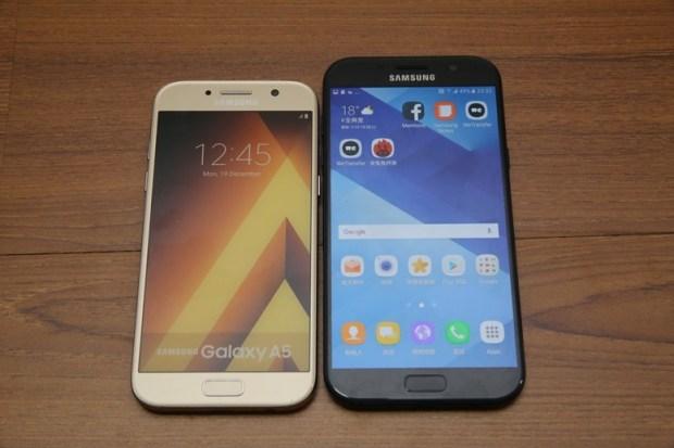 Samsung Galaxy A7(2017) 開箱評測,支援IP68防水、雙1600萬畫素鏡頭與超強電池續航力 IMG_5687