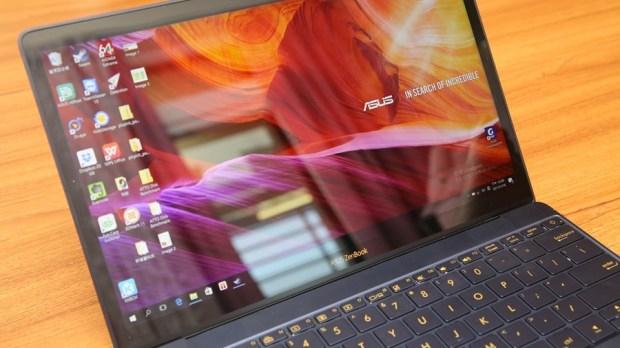 極度輕薄!ASUS ZenBook 3 UX390UA(皇家藍)開箱評測 IMG_5716