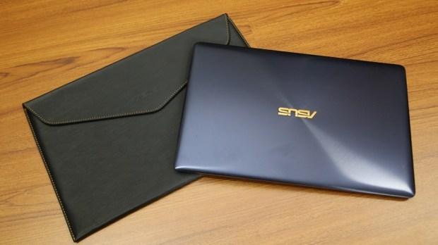 極度輕薄!ASUS ZenBook 3 UX390UA(皇家藍)開箱評測 IMG_5741