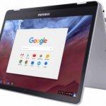 三星發佈首款配備觸控筆Chromebook產品