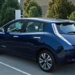 CES 2017報導:Nissan發表搭載智慧駕駛系統 ProPilot 電動車 Leaf