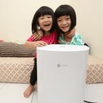 BRISE清淨機~遠距離對家人的守候,全球第一台人工智慧型BRISE清淨機