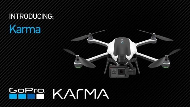 CES 2017 報導:GoPro Karma 空拍機捲土重來,二月初將帶來好消息 gopro-karma
