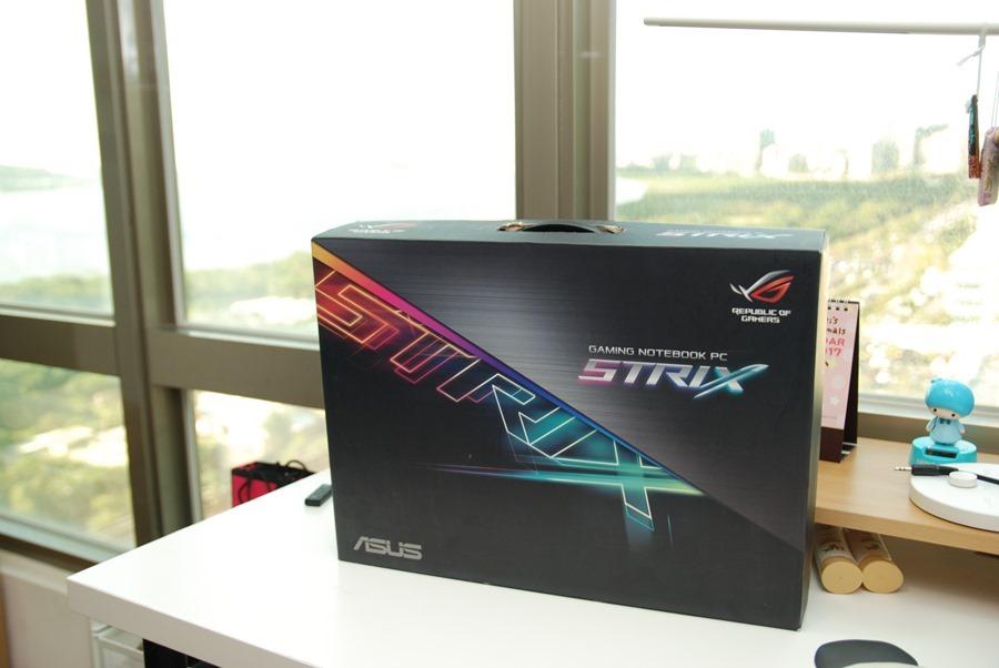 滿滿的效能帶在身上! ASUS ROG STRIX GL502VM 電競筆電輕鬆玩 VR,給你滿滿的大效能! DSC_0049