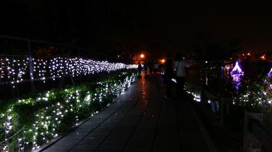 教你如何用手機拍出漂亮的月津港藝術燈景(追加手機4G網路速度測試) IMAG1619