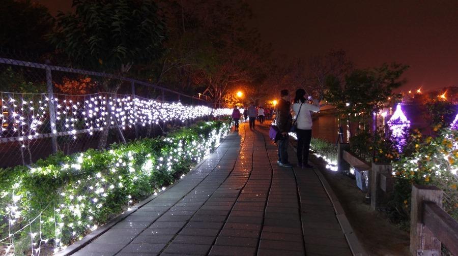 教你如何用手機拍出漂亮的月津港藝術燈景(追加手機4G網路速度測試) IMAG1620