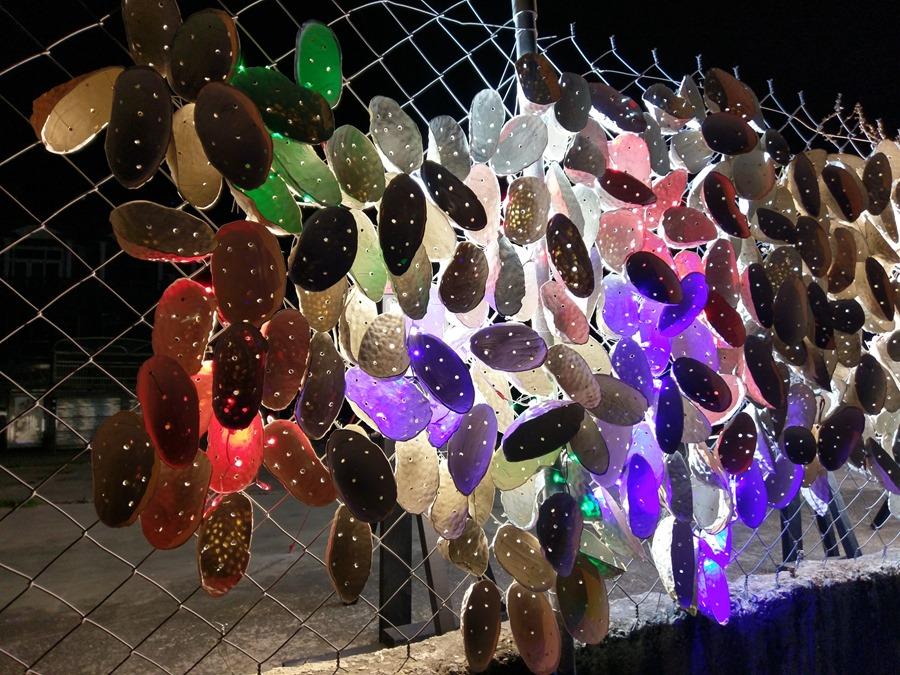 教你如何用手機拍出漂亮的月津港藝術燈景(追加手機4G網路速度測試) IMAG1628-1