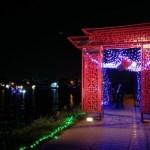 教你如何用手機拍出漂亮的月津港藝術燈景(追加手機4G網路速度測試)