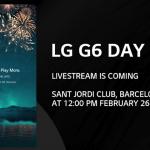 MWC 2017:LG G6發表倒數,規格、功能、機身顏色與直播搶先看!