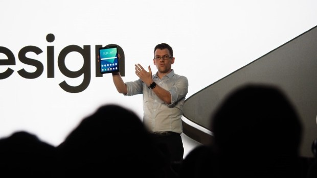 三星發表 Galaxy Tab S3 及 Galaxy Book 2合1平板電腦,S Pen 更好用 P2270519