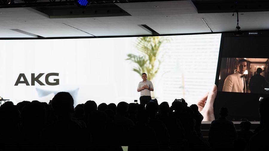 三星發表 Galaxy Tab S3 及 Galaxy Book 2合1平板電腦,S Pen 更好用 P2270531