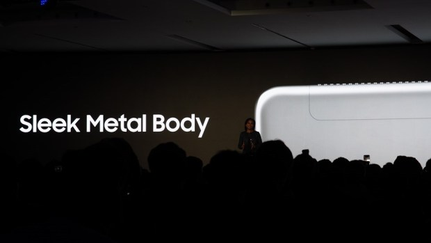 三星發表 Galaxy Tab S3 及 Galaxy Book 2合1平板電腦,S Pen 更好用 P2270559