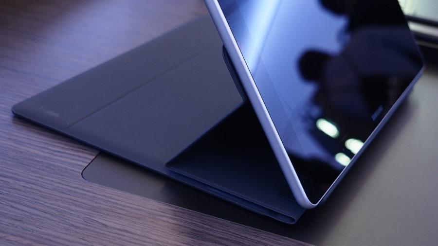 三星發表 Galaxy Tab S3 及 Galaxy Book 2合1平板電腦,S Pen 更好用 P2270593