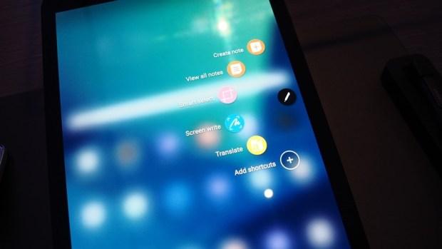 三星發表 Galaxy Tab S3 及 Galaxy Book 2合1平板電腦,S Pen 更好用 P2270607