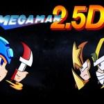 洛克人《MegaMan 2.5D》PC 版免費下載,全新場景、關卡與雙人協同模式重現經典