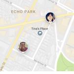 Google地圖推出即時位置共享功能,方便與好友、家人分享位置