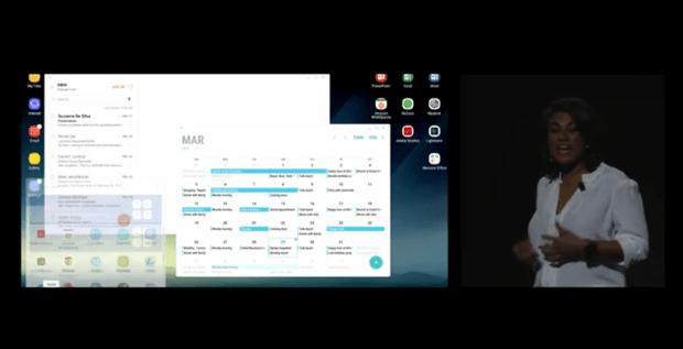 超強配件 Samsung DeX行動工作站,讓 Galaxy S8/S8+ 直接變身桌上電腦 088