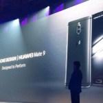 Huawei P10將在4月上市,Mate 9石墨黑、Porsche Design 同步登台