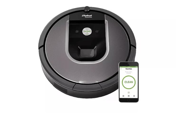 iRobot宣布Roomba 900系列掃地機將支援 Amazon Alexa 語音聲控 iRobot-2