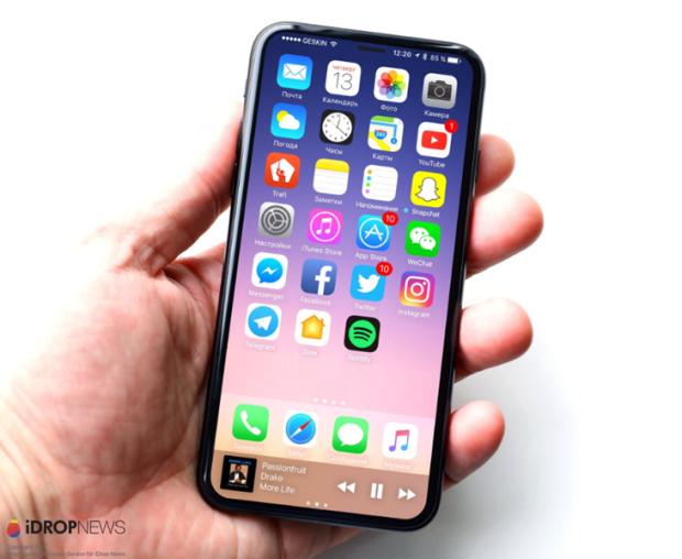 iPhone 8 實機超漂亮!隱藏式 Touch ID、無邊框螢幕、不鏽鋼中框與拉長的電源鍵 008-1