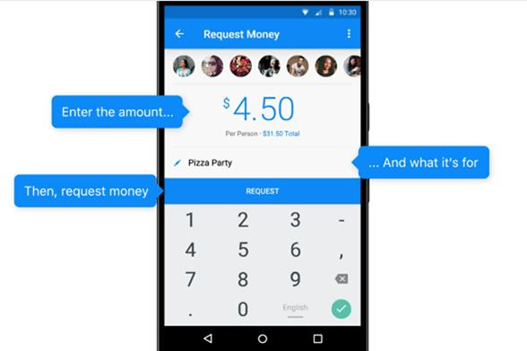 FB Messenger推出群組付款功能,聚餐、合購均攤收款更方便 020