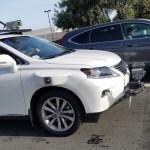 蘋果測試自動駕駛的 Lexus RX450h 白色休旅車現身總部