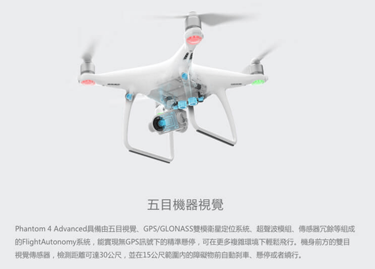 DJI Phantom 4 Advanced 推出!性能直逼 P4P,價格便宜好入手 image-18
