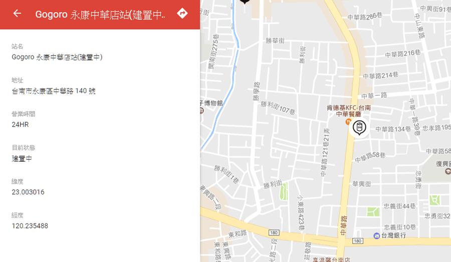 台南第二家 Gogoro中華路門市 要來了!5/27日開幕 (5/22更新) image-37