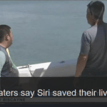 iPhone 7 的 Siri 救了三位意外翻船落水的邁阿密漁民