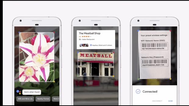 Google I/O:介紹 Google Assistant、Google Lens 與 Google Photos 2017Google-IO-014