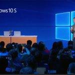 微軟宣布 Windows 10 S ,是為教育市場規劃的精簡版作業系統