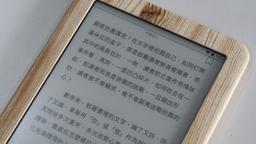 專為中文而生的電子書閱讀器 mooInk 正式發表,數萬本書隨身帶著走 5172306