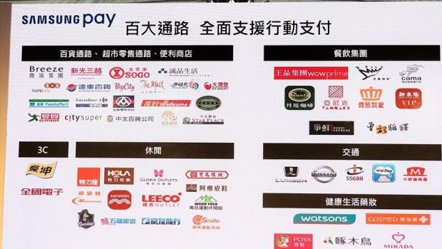 Samsung Pay 正式在台推出!99% 刷卡店家可用! 7 大銀行聯手祭優惠 5232412
