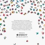 iOS 11 即將發表,Apple 今天發出 WWDC 2017 邀請函