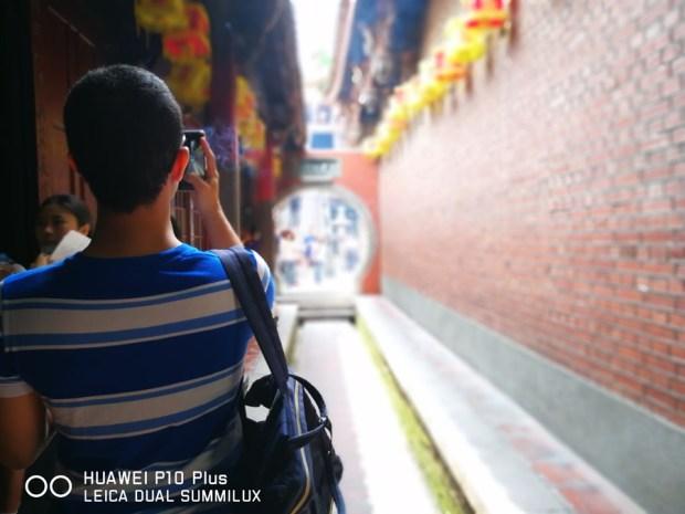 用華為 P10 Plus 相機拍出令人癡醉的照片,輕鬆、簡單、好驚豔!(鹿港天后宮-王功採蚵拍照分享) IMG_20170506_100922