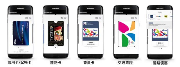 Samsung Pay:最多功能的行動支付平台,可當信用卡、金融卡、集點卡 image-48