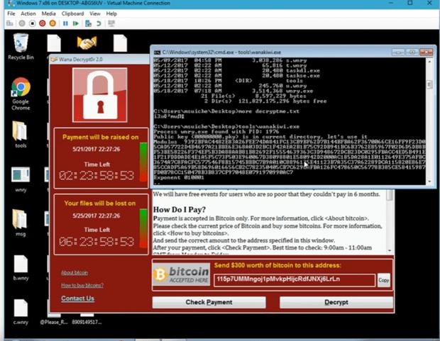 別哭!WannaCry 解密工具程式來了! (Win 7/XP/2003/Vista可解密) image-58