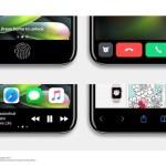 iPhone 8 將於螢幕上加入類似 Touch Bar 功能,發揮長螢幕的應用潛能