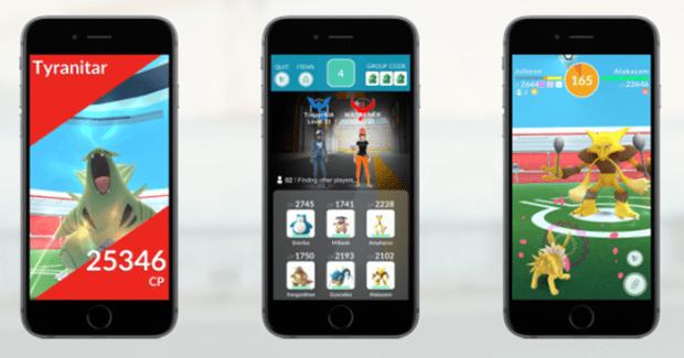 團戰系統即將開放!Pokemon Go 關閉全球道館迎接新系統 013-1