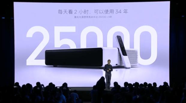 米家重磅發表「米家激光投影電視」超近距離投影 150 吋巨大畫面螢幕 067