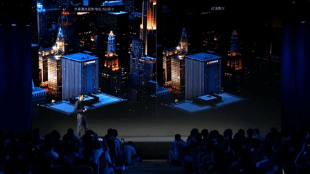 米家重磅發表「米家激光投影電視」超近距離投影 150 吋巨大畫面螢幕 070