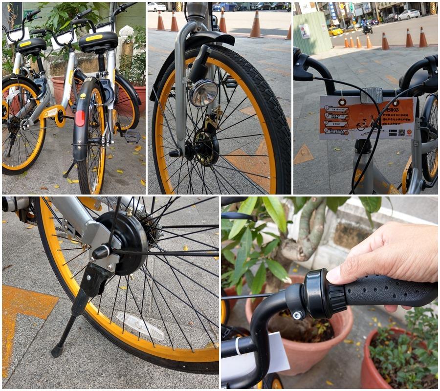 體驗心得:台南 oBike 無樁共享自行車試騎,自由停車無拘束 4