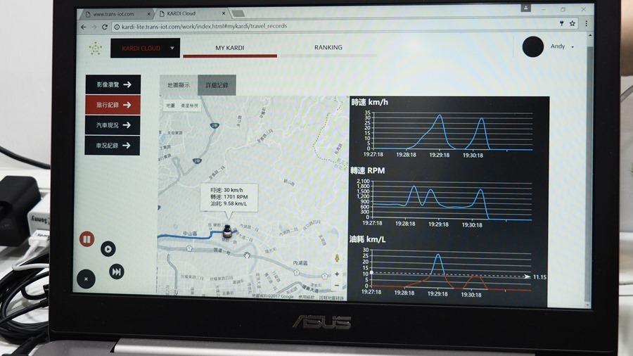 KARDI 智慧車聯網,即時診斷車輛狀況並分析你的行車習慣,還可節省車險保費 6012775