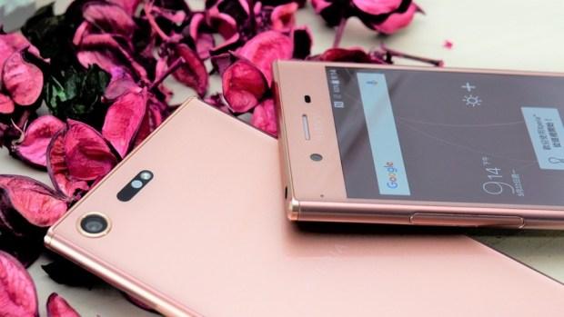 Xperia XZ Premium 超時尚新色「鏡粉」來囉!智慧互動投影機 Sony Xperia Touch 閃耀登場 6263143