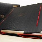 高CP值電競戰駒!Acer Aspire VX5-591G-57HE筆電開箱(七代i7HQ+GTX1050獨顯)