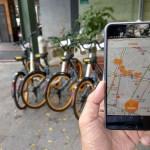 體驗心得:台南 oBike 無樁共享自行車試騎,自由停車無拘束